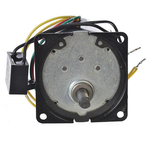 Motorreductor MPW 5 giros/min belén 1