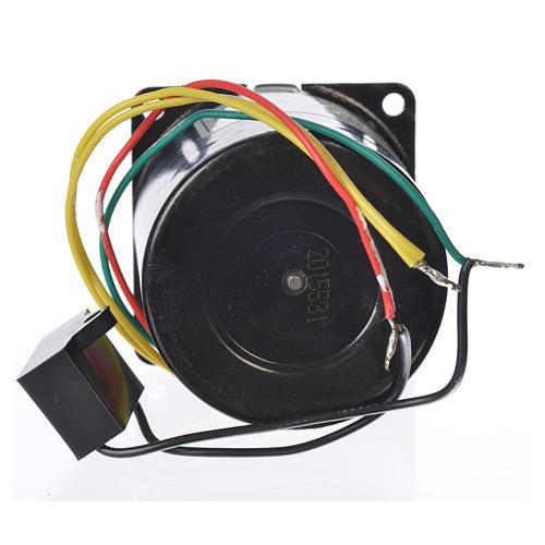 Motorreductor MPW 5 giros/min belén 3