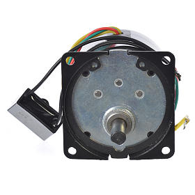Bomba de agua y motores para movimientos: Motorreductor MPW 10 giros/min belén