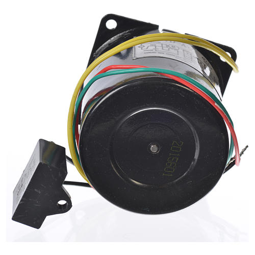 Motoriduttore MPW 10 giri/min presepe 3