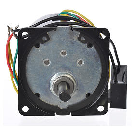 Motor reductor for nativities MPW 20spin/minute s1