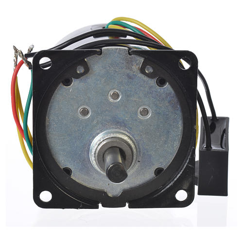 Motor reductor for nativities MPW 20spin/minute 1
