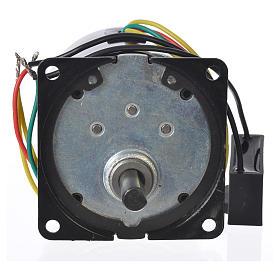 Bomba de agua y motores para movimientos: Motorreductor MPW 20 giros/min belén