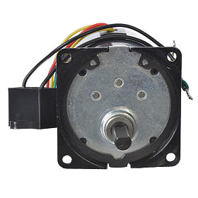 Motor reductor for nativities MPW 30spin/minute s1