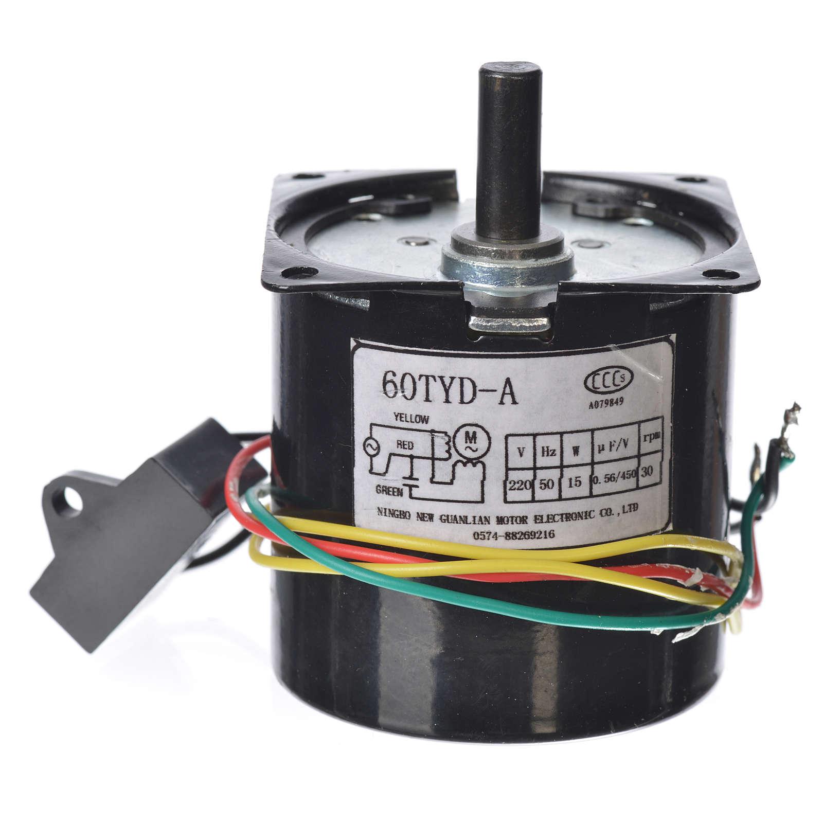 Motoriduttore MPW 30 giri/min presepe 4