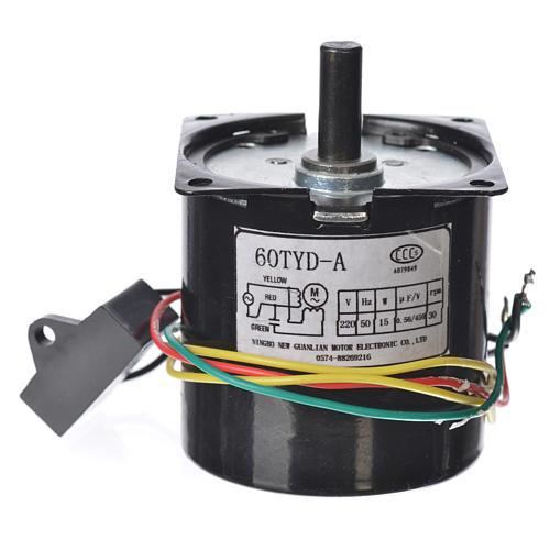 Motoriduttore MPW 30 giri/min presepe 2