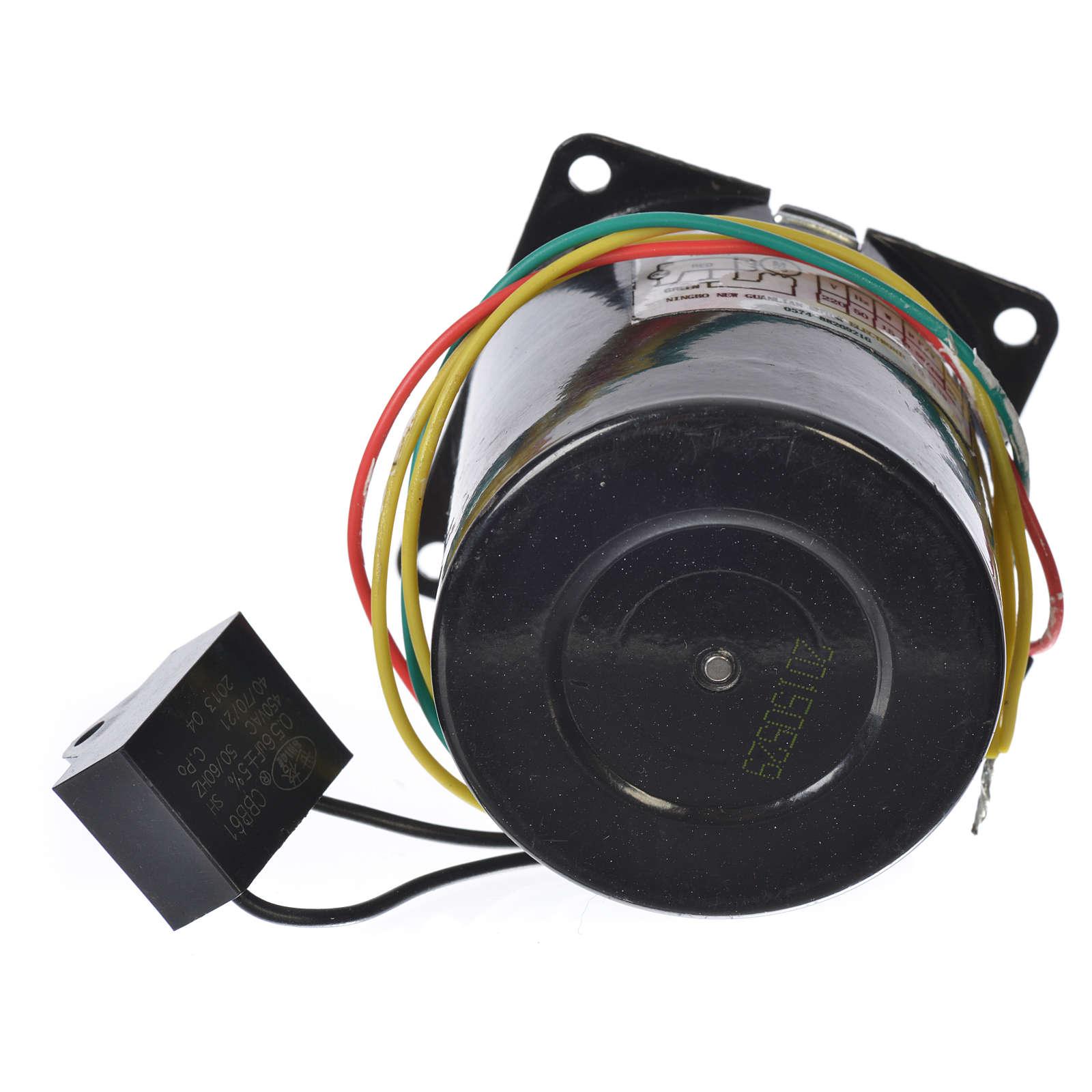 Motoredutor MPW 30 rpm presépio 4