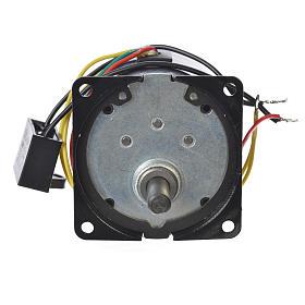 Bomba de agua y motores para movimientos: Motorreductor MPW 40 giros/min belén