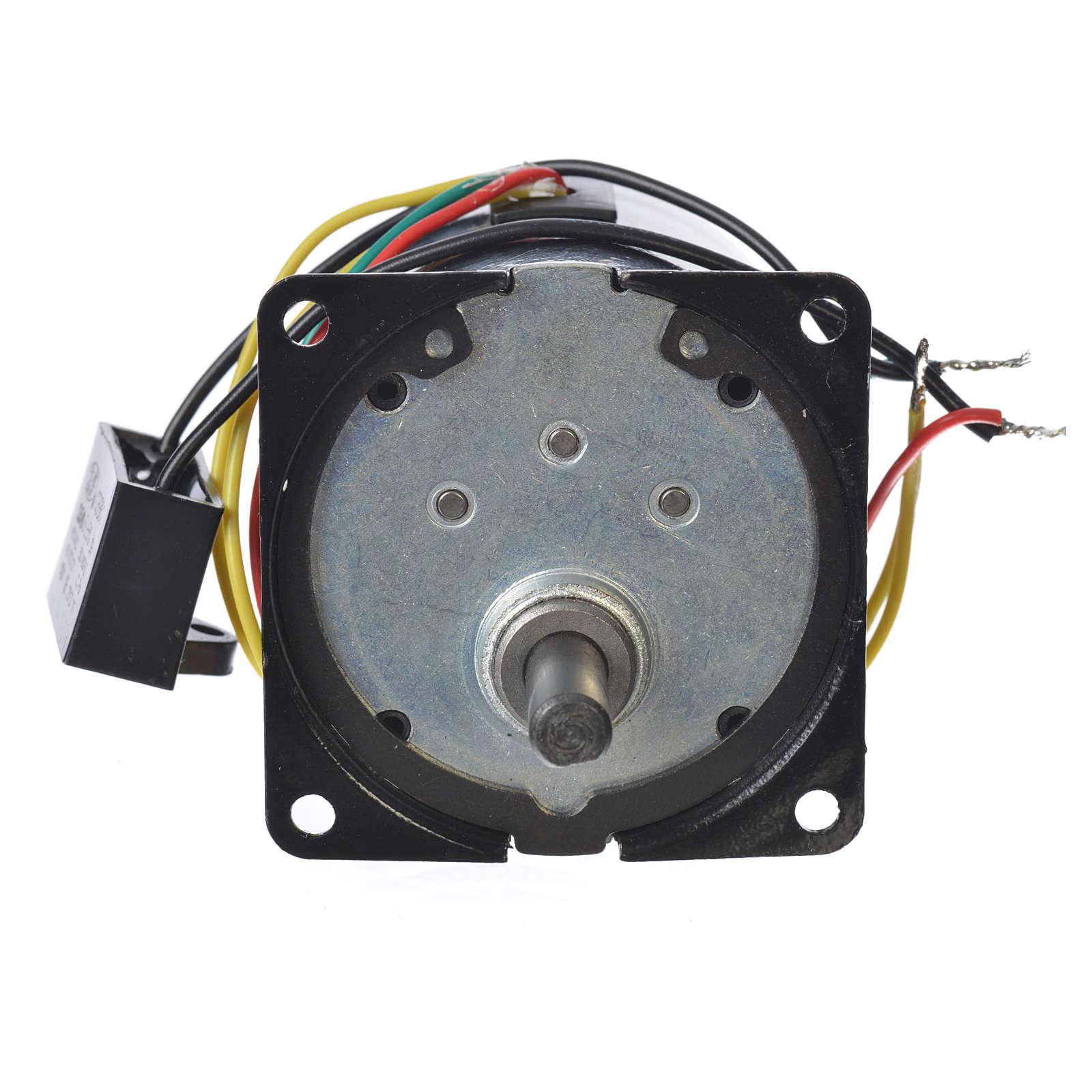 Motoriduttore MPW 40 giri/min presepe 4