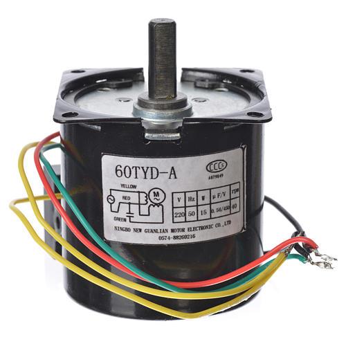 Motoriduttore MPW 40 giri/min presepe 2