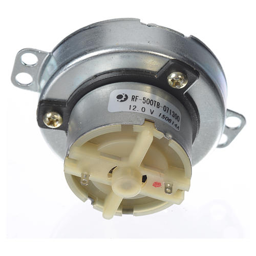 Motoriduttore MECC presepe 10 giri/min 2