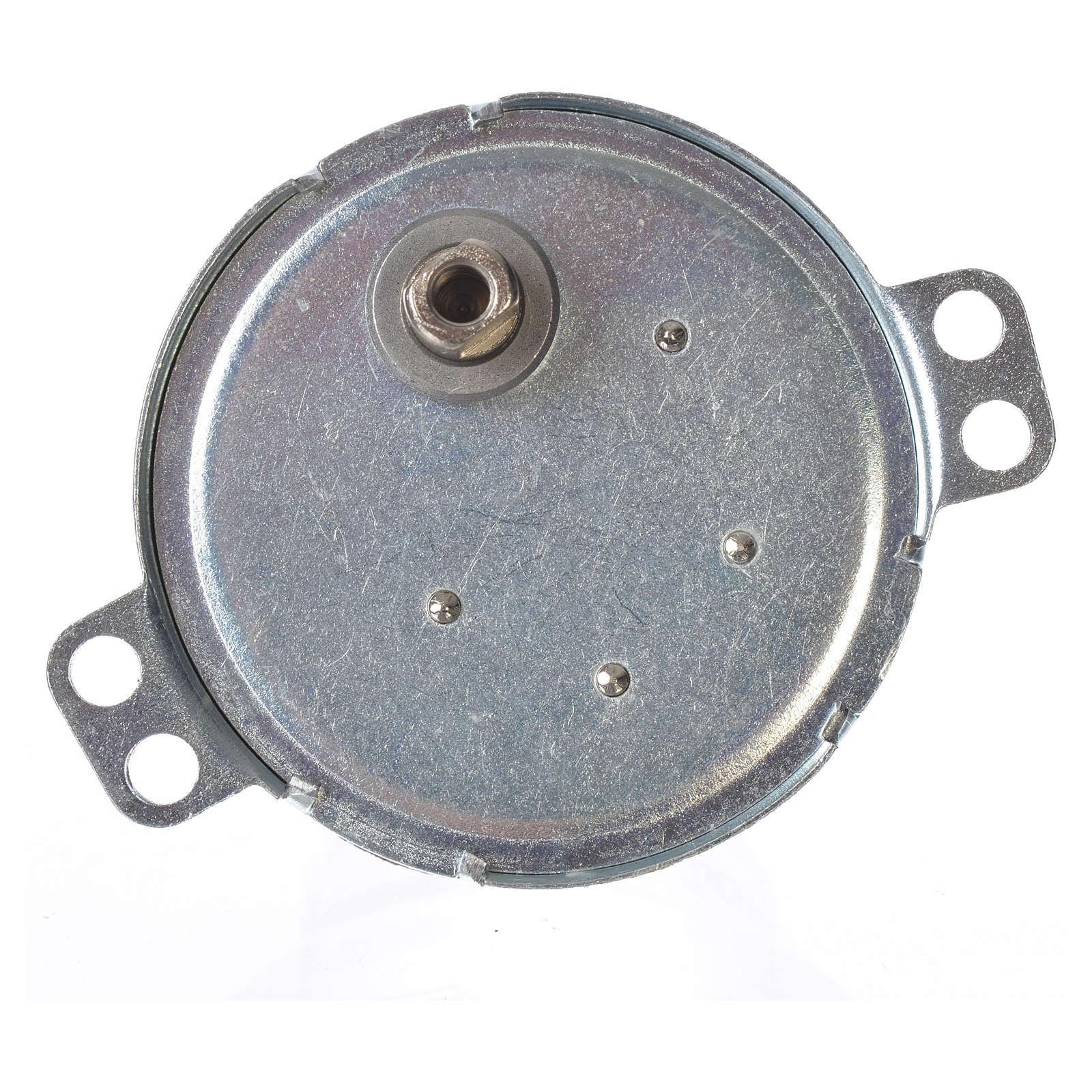 Motoriduttore MECC presepe 20 giri/min 4