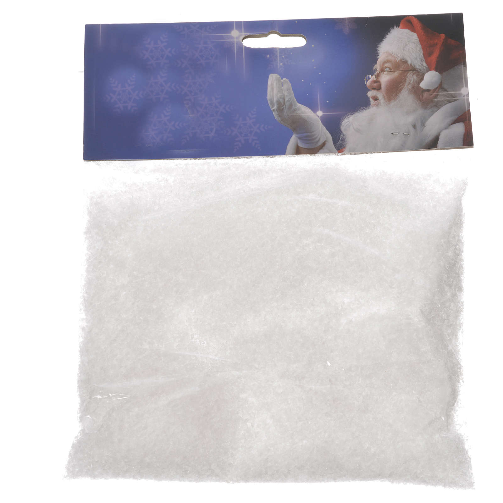DIY nativity scene artificial snow 50 grams 4