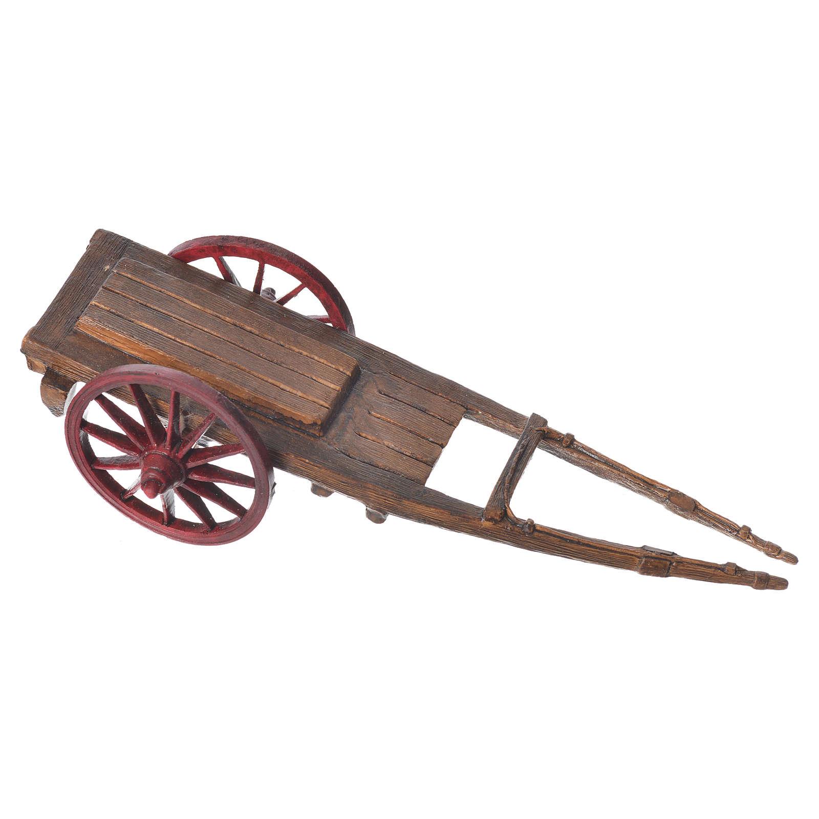 Carreta belén 10 cm Moranduzzo 4