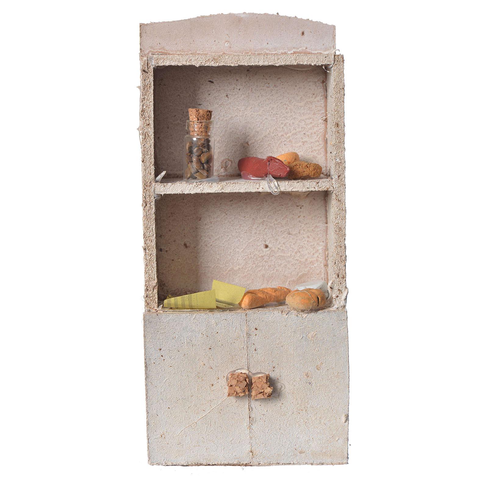Alacena pesebre pane y especias 16x9x4 cm 4
