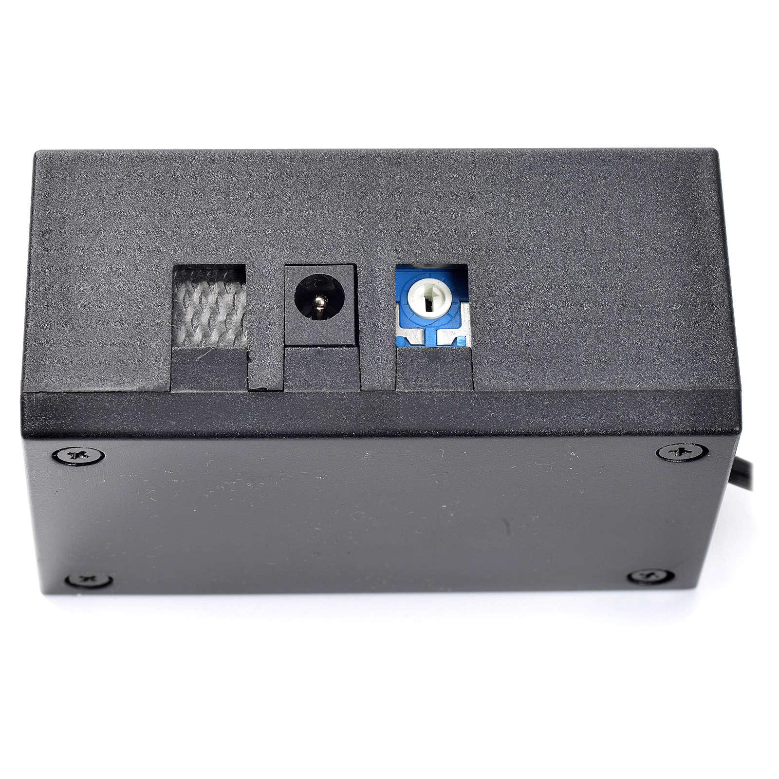 Motor control system (ouverture/fermeture portes et fenêtres) 4