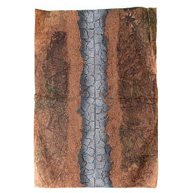 Hoja de papel roca carretera 100x70 cm s2
