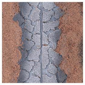 Foglio carta roccia strada 100x70 cm s1