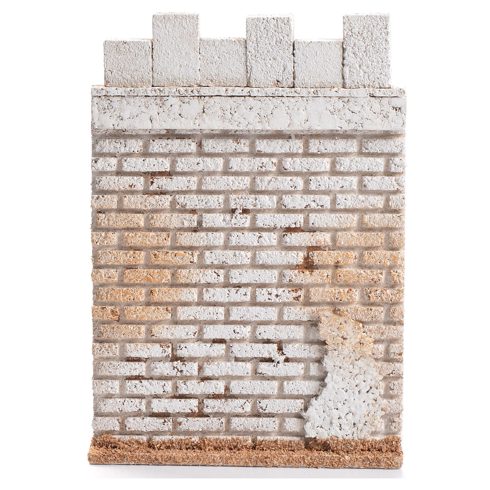 Laterale di castello 19x13 cm sughero 4