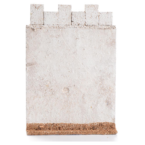 Laterale di castello 19x13 cm sughero 2