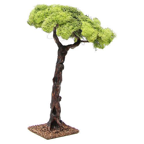 Oak tree for nativity scene, 35cm 3