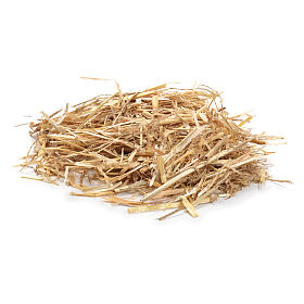 Natural straw bag 50gr nativity s1