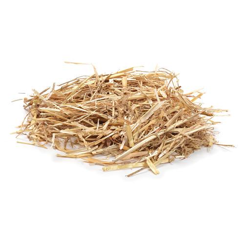Natural straw bag 50gr nativity 1