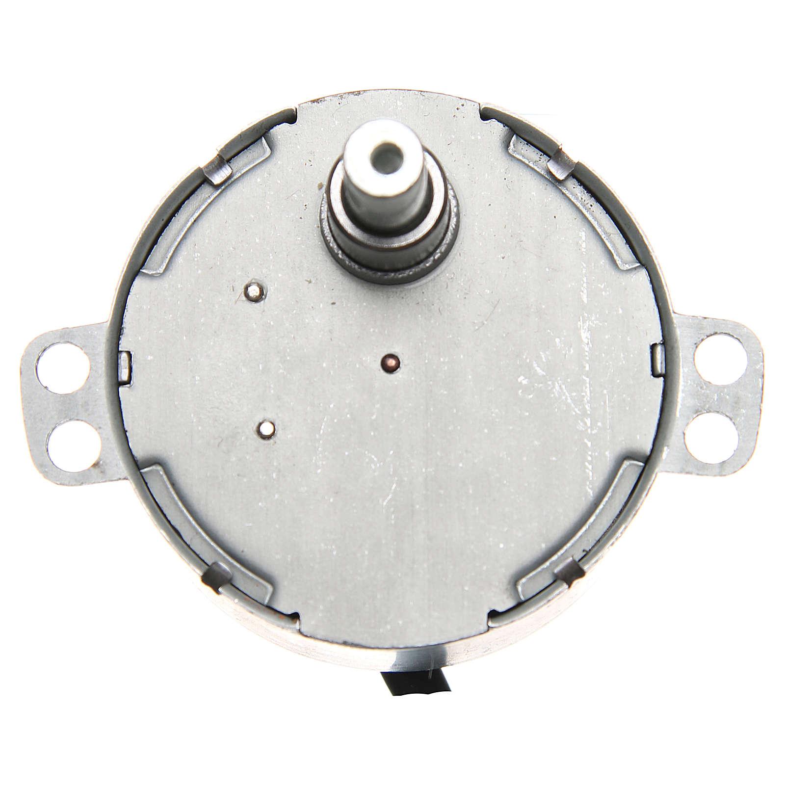 Motor movimientos 4 watt 30 rpm 4