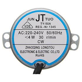 Motoriduttore presepe movimenti 4 watt 30 giri/min s1