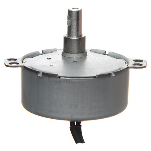 Motoriduttore presepe movimenti 4 watt 30 giri/min 3