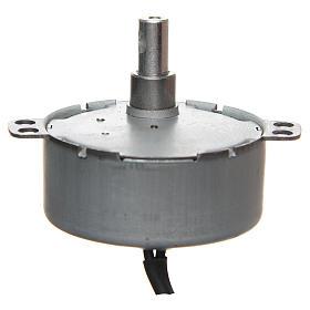 Nativity scene gear motor, 4 watt 30 spins/min s3