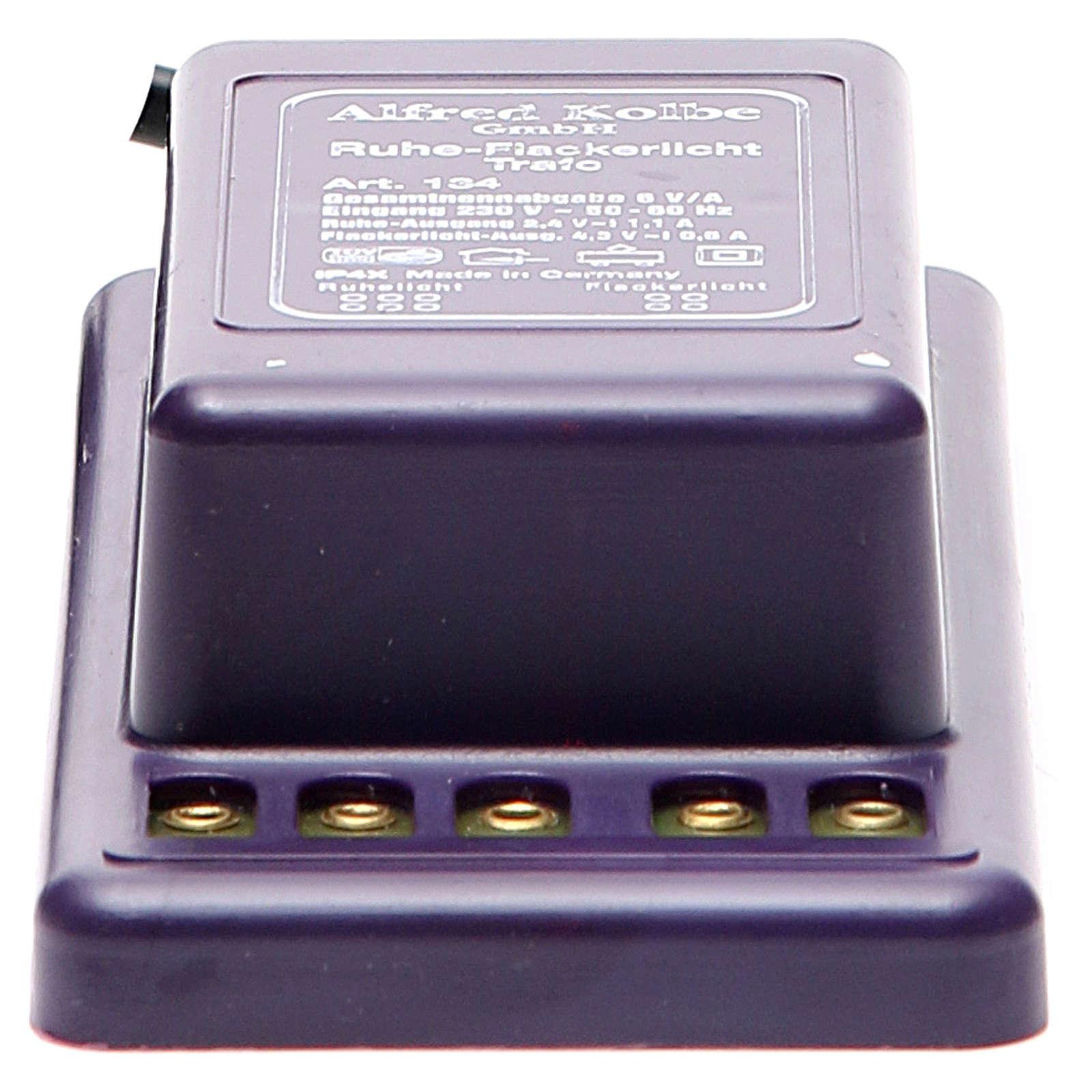 Transformer 230V - 3,5V for Nativity Scene lighting 4