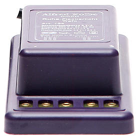 Transformer 230V - 3,5V for Nativity Scene lighting s2