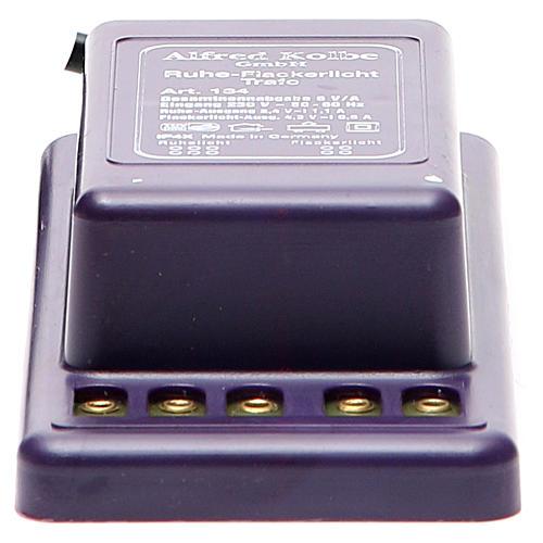 Transformer 230V - 3,5V for Nativity Scene lighting 2
