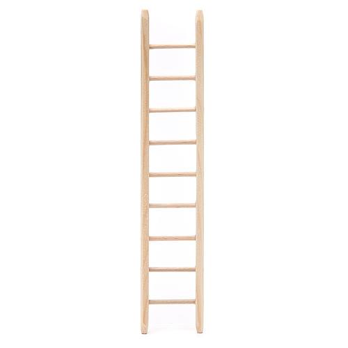 Escalera de madera h 18x4 cm 1