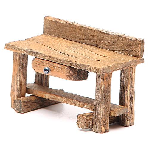 Desk nativity 6x4x9cm 2
