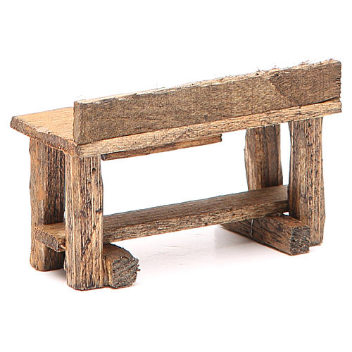 Desk nativity 6x4x9cm 3