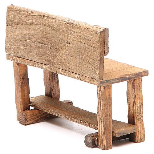 Work bench for nativity 10x5x9cm 3
