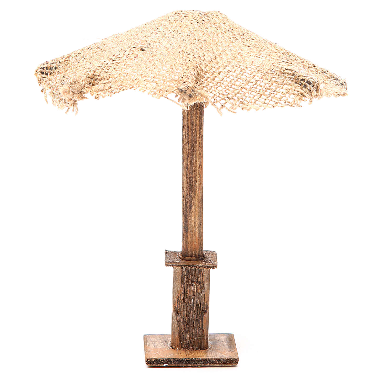 Parasol jute crèche 16x16x16 cm 4