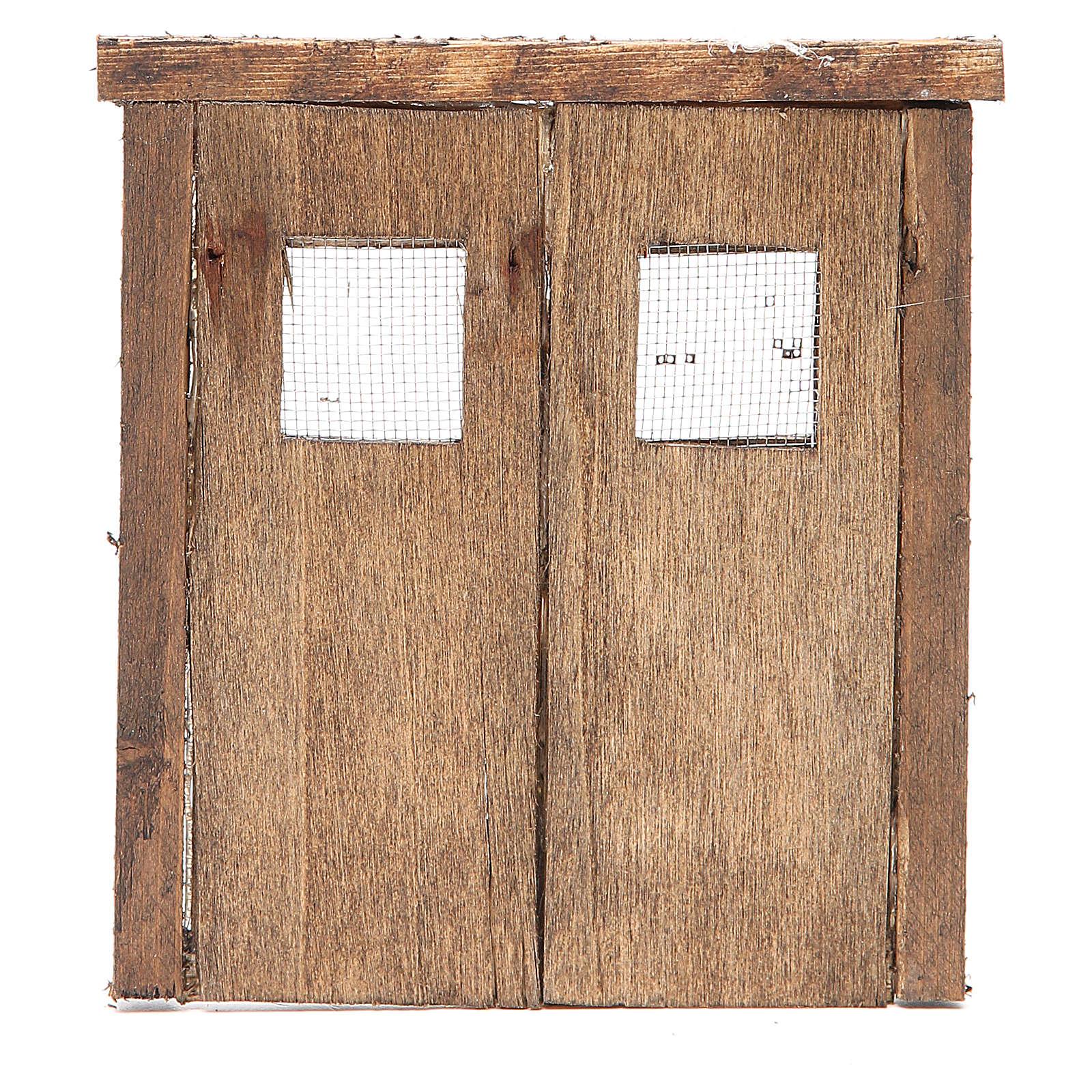 Porte crèche 15x13 cm 4