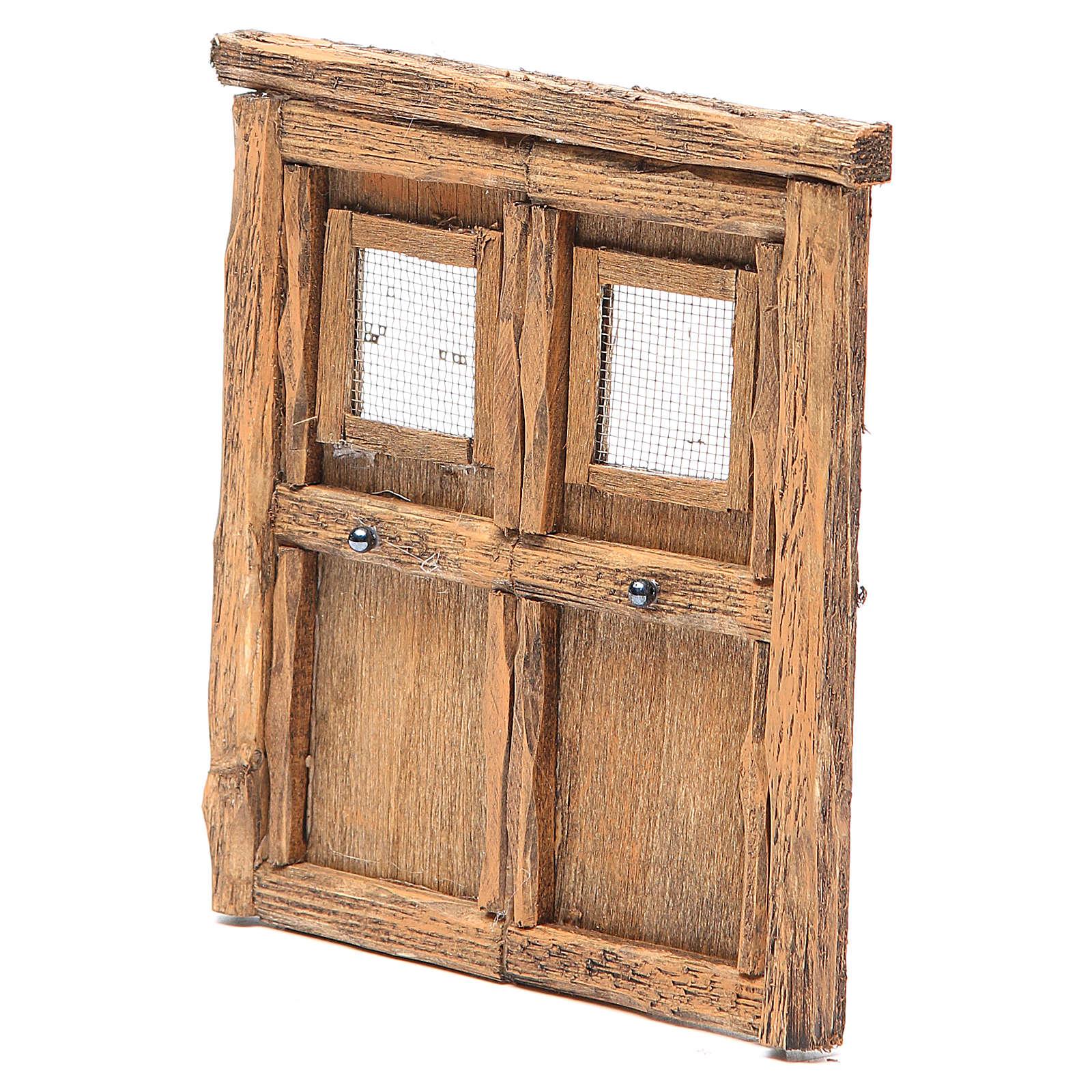 Porta presepe 15X13 cm 4