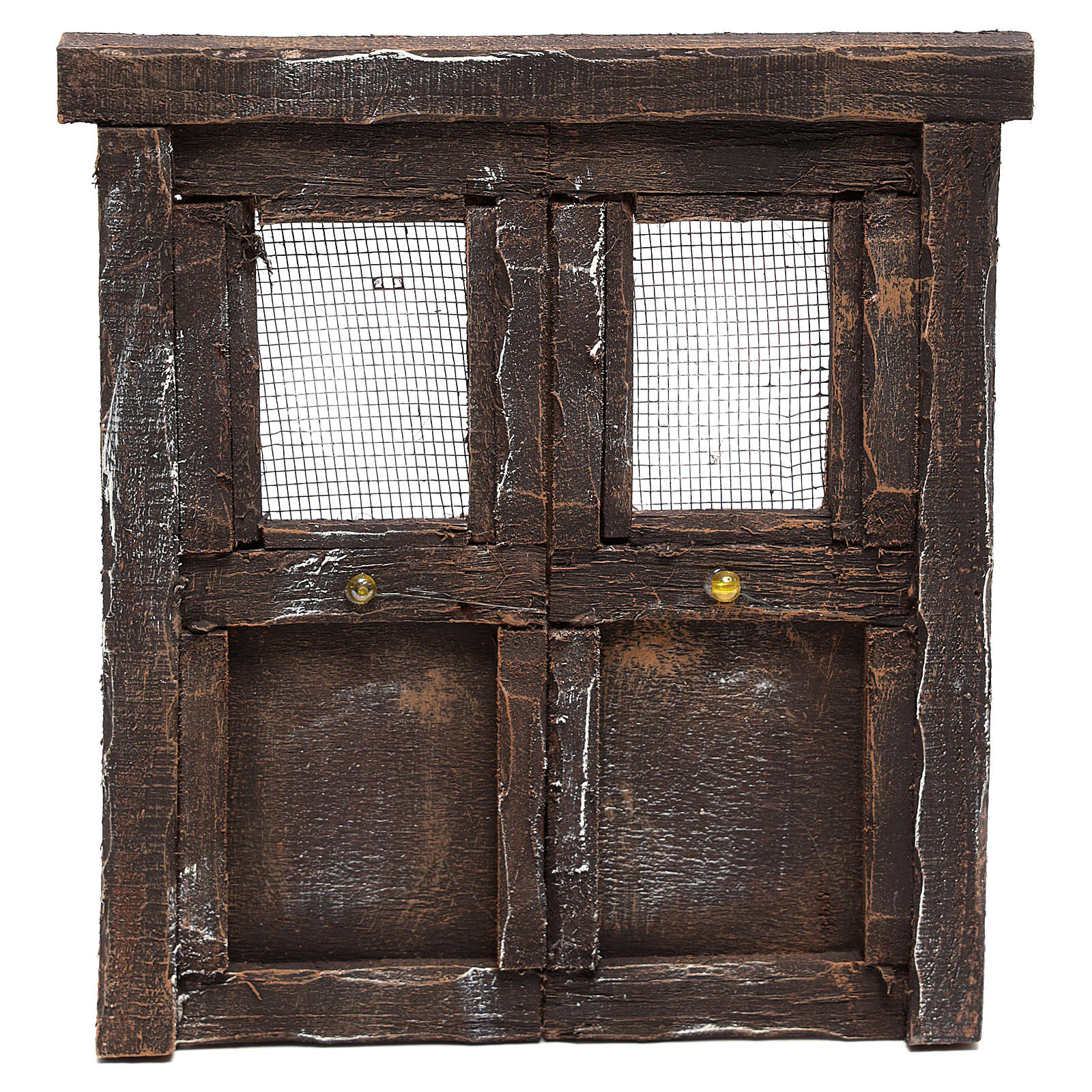 Porta presepe 15X13 per statue 12 cm 4