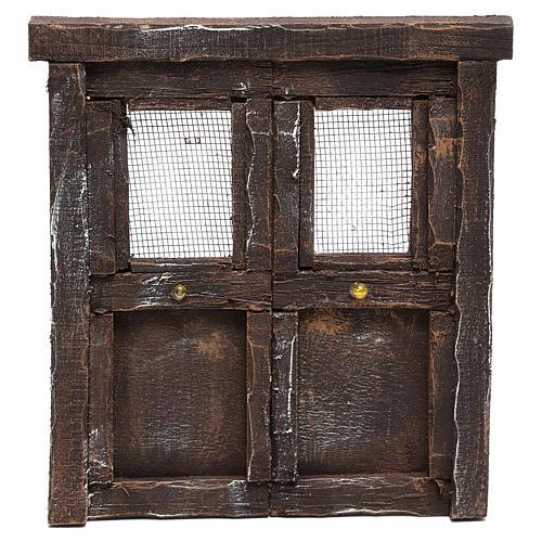 Porta presepe 15X13 per statue 12 cm 1