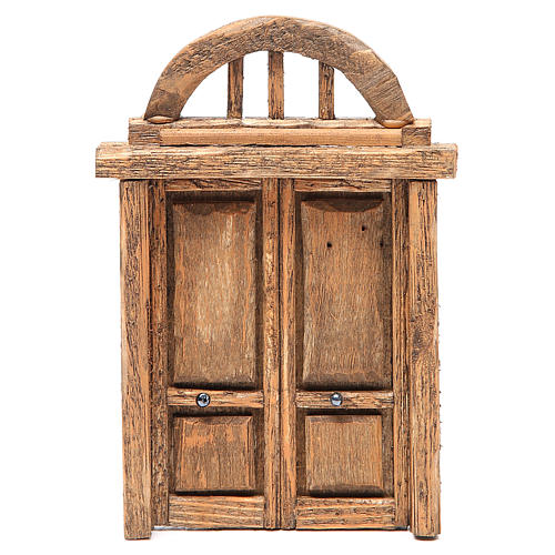 Arched door for front 18x12cm 1