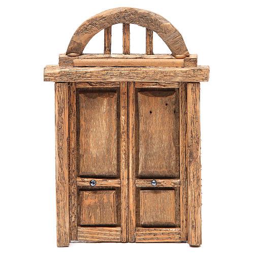 Porte en arc 18x12 cm 1