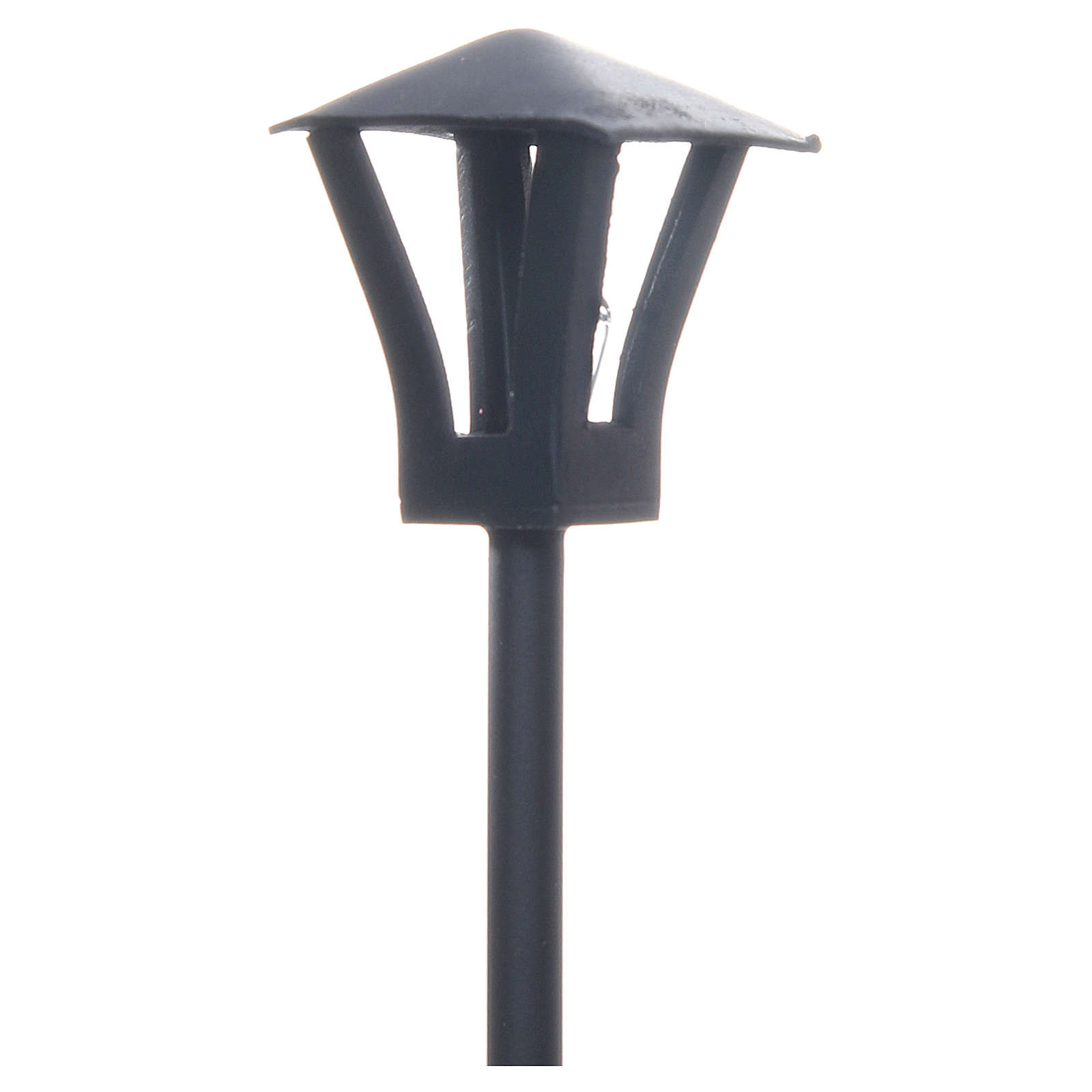 Street lamp for 20cm nativities 4