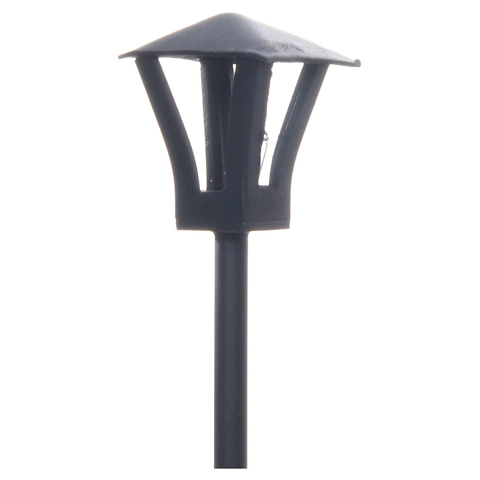 Lampione a terra cm 20 presepe 4