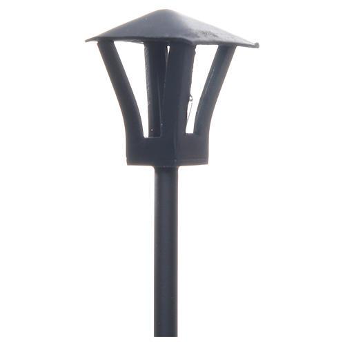 Lampione a terra cm 20 presepe 2