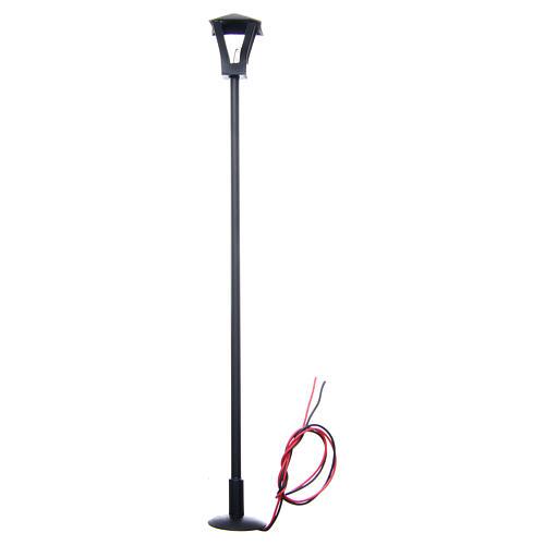 Street lamp for 20cm nativities 1