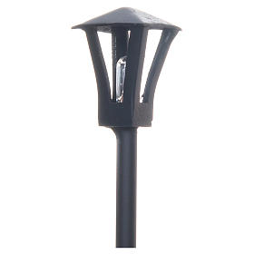Street lamp for 12cm nativities s2